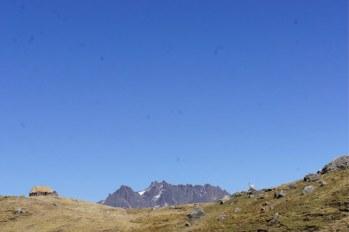 Vue du Cerro Patacancha depuis la Laguan Ipsaycocha - Trek dans la Vallée de Larès - © jeandavezac