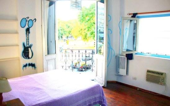 Chambre Beatles du KM0 Hostel Rock - Hostel Buenos Aires