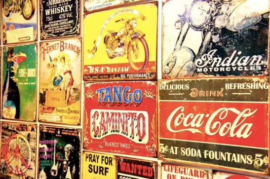 Club del Poster - Poster vintage Fernet ou Quimes - Vintage Buenos Aires