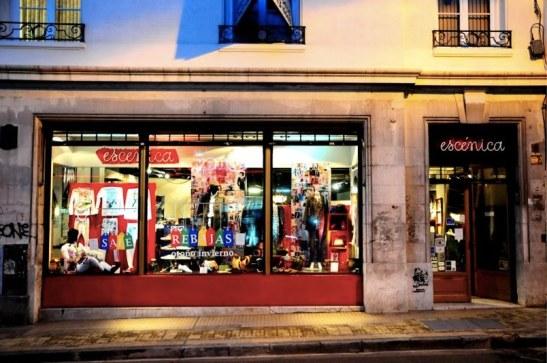 Escenica - cool boutique San Telmo - Shopping Buenos Aires