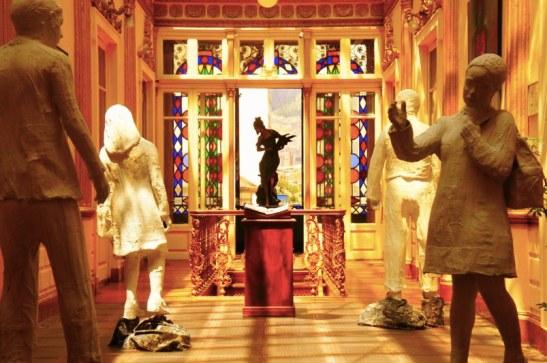 Museo Plaza AKA d'art contemporain - Musée Cool de La Paz