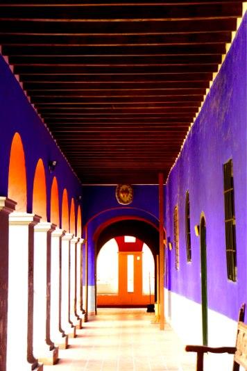San Francisco - 2ème Cloître - Eglise La Paz