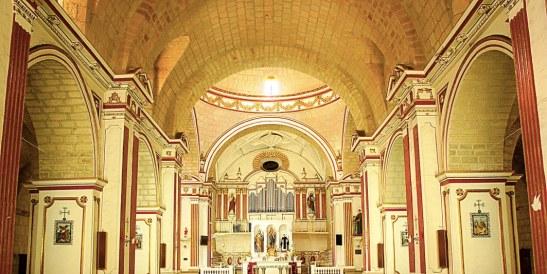 Santo Domingo - Tout en finesse - Eglise de La Paz
