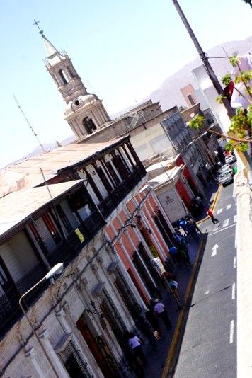 Cathédrale d'Arequipa - Visiter aussi le musée - culture Arequipa