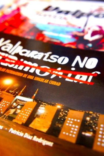 Valparaiso No Patrimonio - guide alternatif - cool Valparaiso