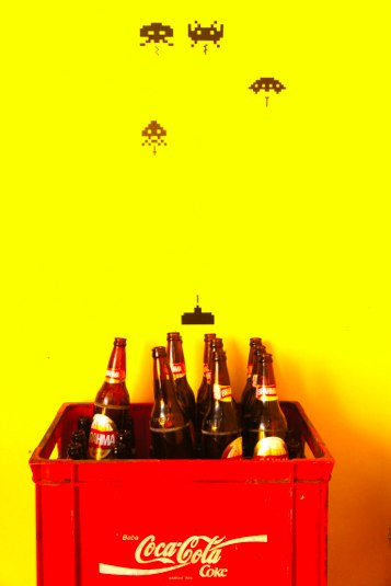 Déco tendance - Bière pas chère - cool hostel Sao Paulo