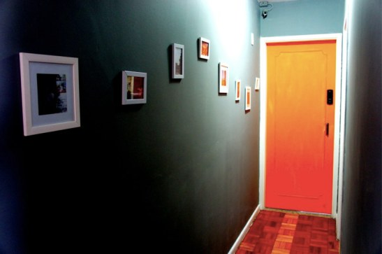 Chambre orange - dortoir de 6 - hey hostel Sao Paulo - cool hostel