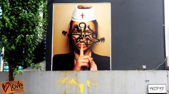 King Cap SP - graffiti shopVila Madalena - street Art Sao Paulo