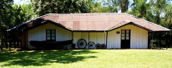 La 1ère maison d'Horacio Silvestre Quiroga - San Ignacio - Blog voyage