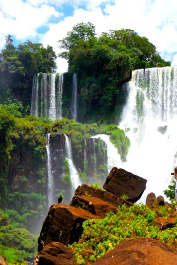 les chutes d'Iguazu - Road Trip Argentine