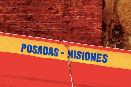 Road Trip Argentine - Posadas Iguazu en 6 jours - Point de départ
