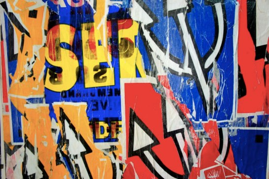 Avervo da Choque - Collage  VHN Crew - Galerie Street Art