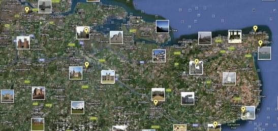 Passer un week-end dans le Kent - visiter le Kent - fuire Londres