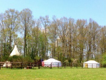 Campement Nomade - Yourtes & tipis Perche - Weekend dans le Perche