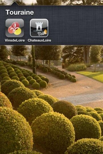 Applications iPhone à Télécharger - Week end en Touraine