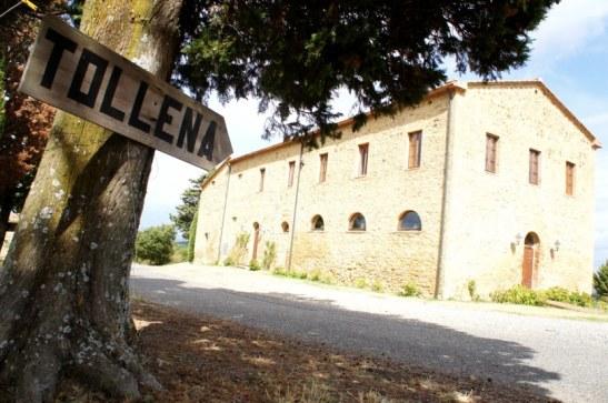 Tollena Agritourisme - location vacances Toscane avec piscine - villa