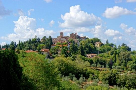 Strada in Chianti - Road trip Italie - blog voyage