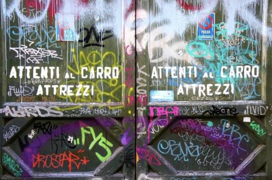 Cool Graffitis Florence - cool blog voyage