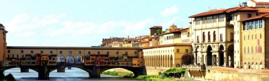 Ponte Vecchio FLorence - 5 trucs cool à faire à Florence - blog voyage