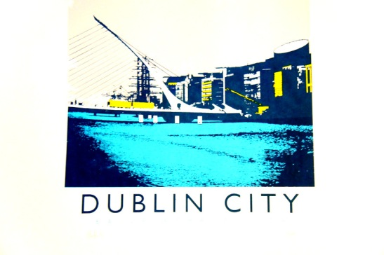 Jam Art Factory Dublin - cool shopping - boutique souvenirs