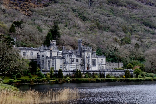 Kylemore Abbey - Road Trip Connemara - voyage Irlande - cool Road Trip