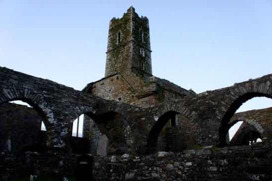 Ruines abbaye de Timoleague - Baltimore Kinsale - Road trip Cork - voyage road trip