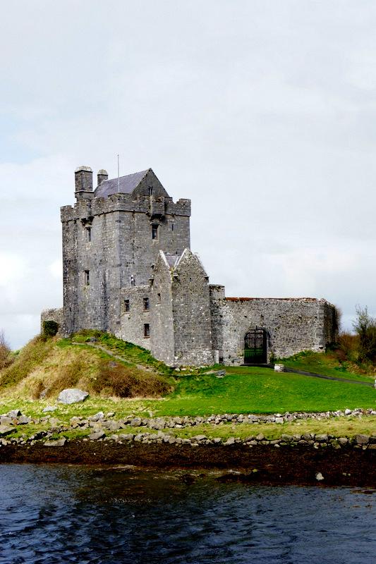 Chateau de Dunguaire - Road trip Irlande - Visiter Irlande - cool road trip -