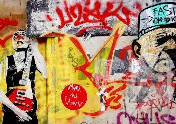 Street Art - Mister P - cool Lille